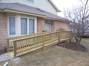 Wheelchair Ramp Plans - Wheelchair Ramp Design