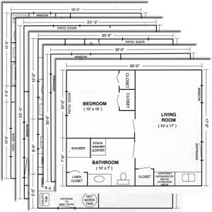 Mother in law suite floor plan collection ebook mother for Floor plans with mother in law apartments