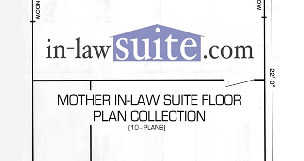 Mother In-Law Suite Floor Plan Collection