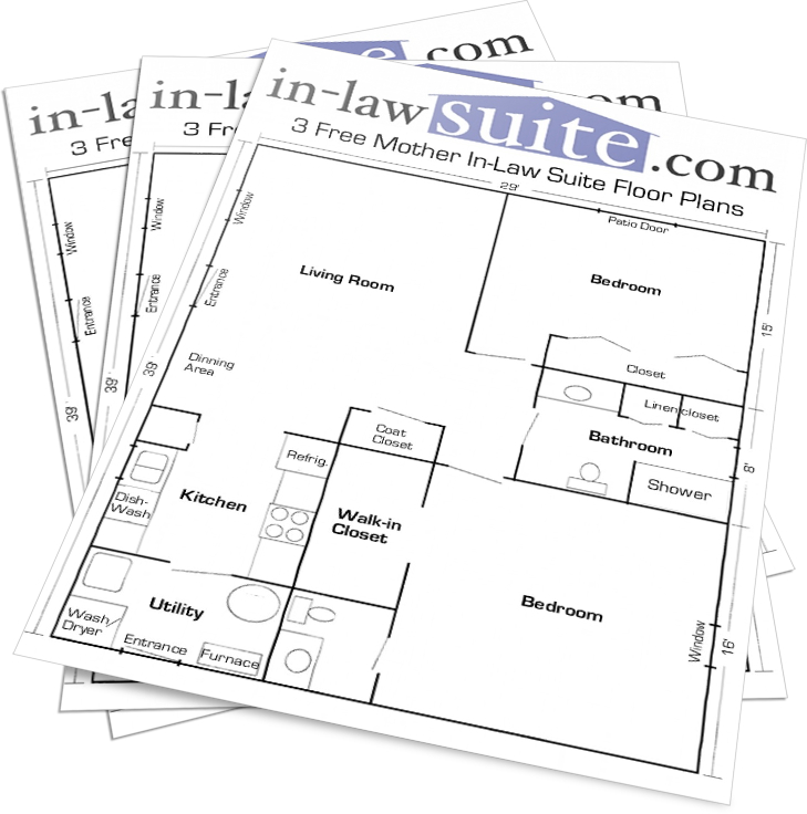 Subscribe to our mailing list mother in law suite floor for House plans with detached in law suite