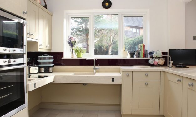 Accessible Kitchen Sinks