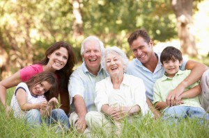 transgenerational family home