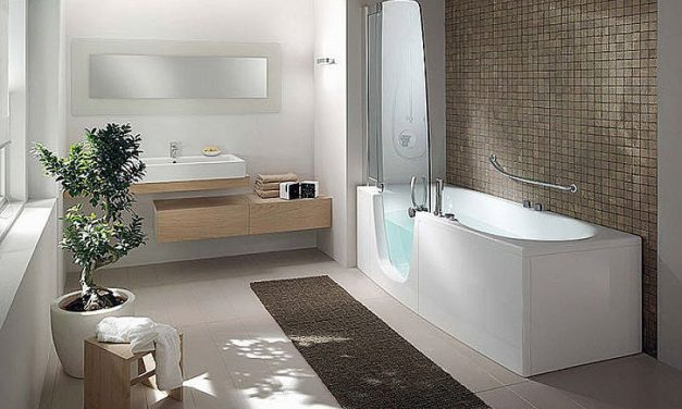 The Bathroom: The Most Dangerous Room in the Home for the Elderly