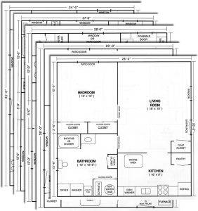 Mother In-Law Suite Floor Plan Collection ebook stack 2