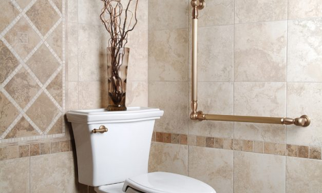 How To Install Grab Bars In The Bathroom
