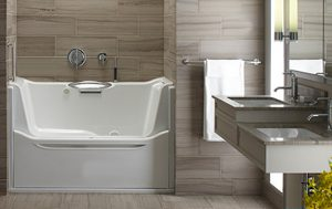 Accessible Vanity For In home care