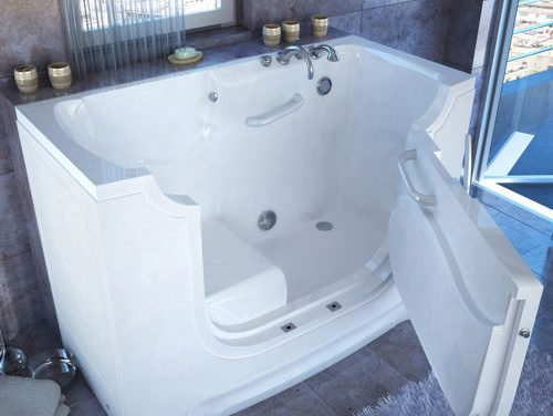 Choosing The Right Bathtub For In-Home Care