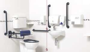 accessible toilets for in-home care