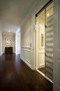 residential elevator - closet
